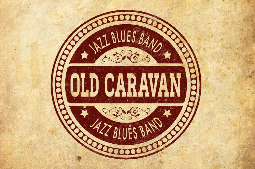 Old Caravan... jazz blues band